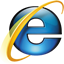 Microsoft Internet Explorer 8 browser logo